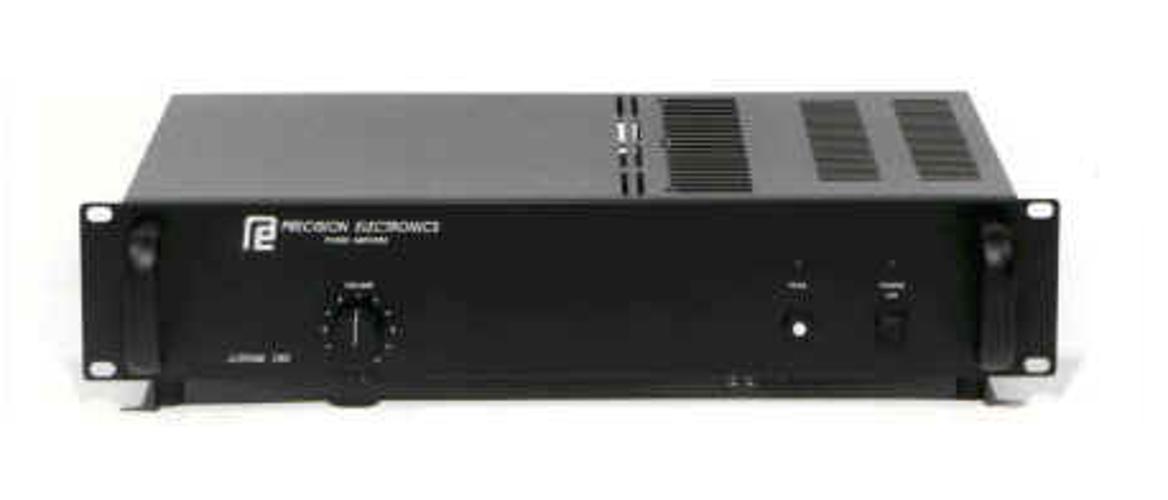 1.5 Input Channel Mixer Amplifier, 125 Watts