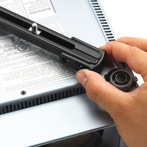 Chief Manufacturing SLBLEG Universal Projector Leg Accessory, Black SLBLEGB