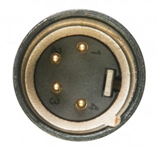 4-Pin DMX Terminator