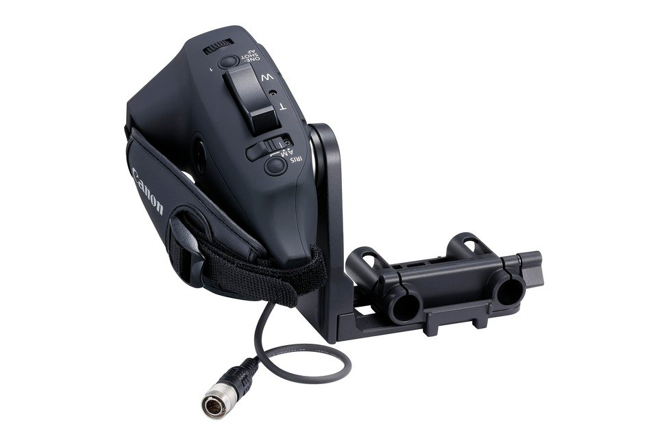 Shoulder-Style Grip Unit for the EOS C700 Camera
