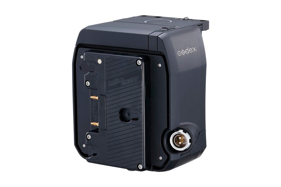 CODEX Recorder for the C700 Camera