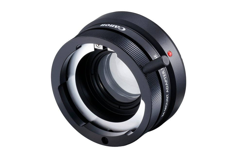 B4 Mount Adapter for PL Lenses for use with C700 Cameras