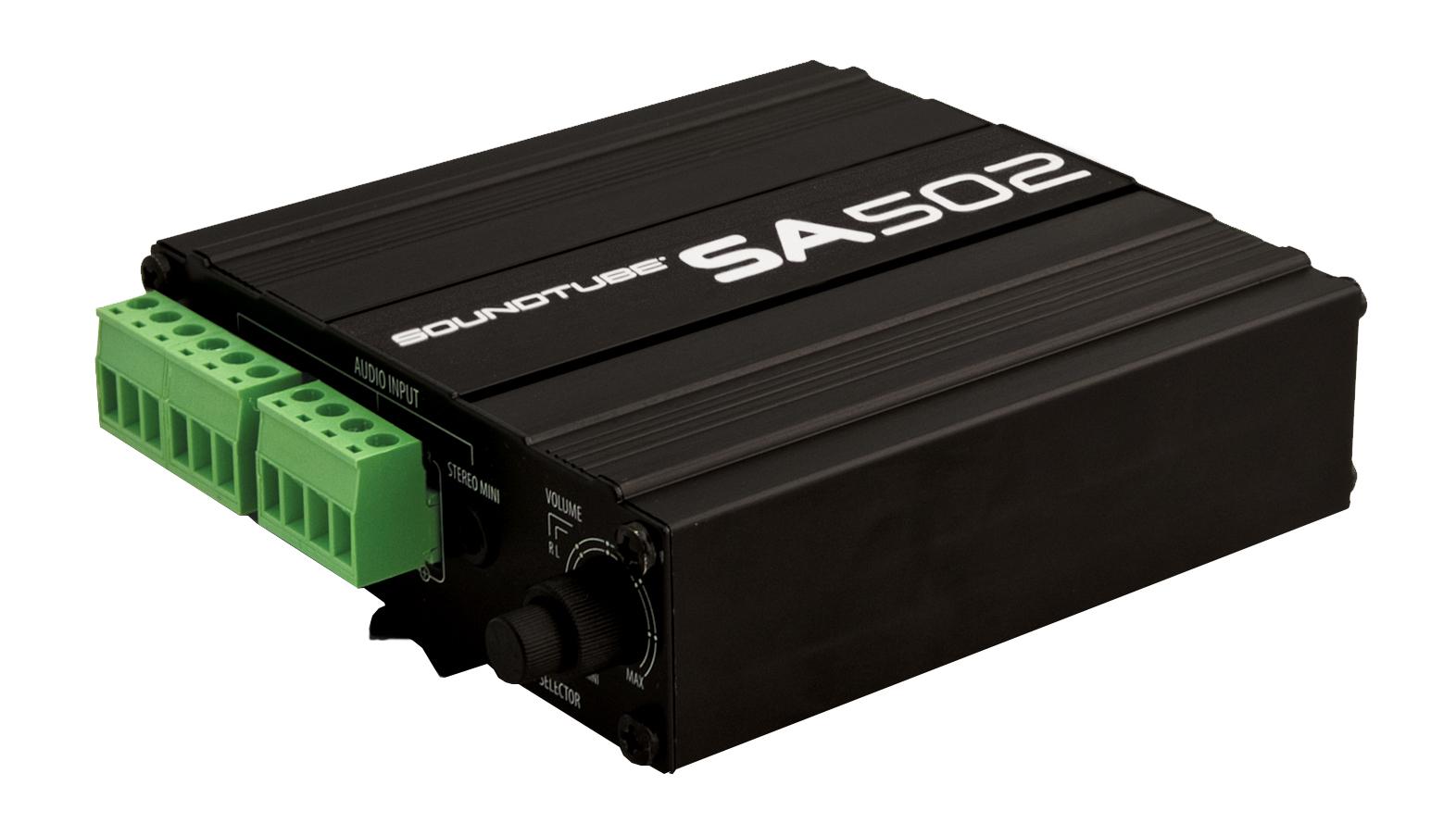 SoundTube 2x50watt Class D AMP