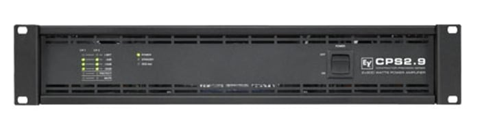Contractor Class-H Power Amp, 2x900 Watts
