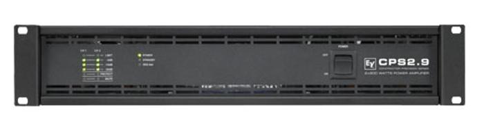 Contractor Class-H Power Amp, 2x900 Watts