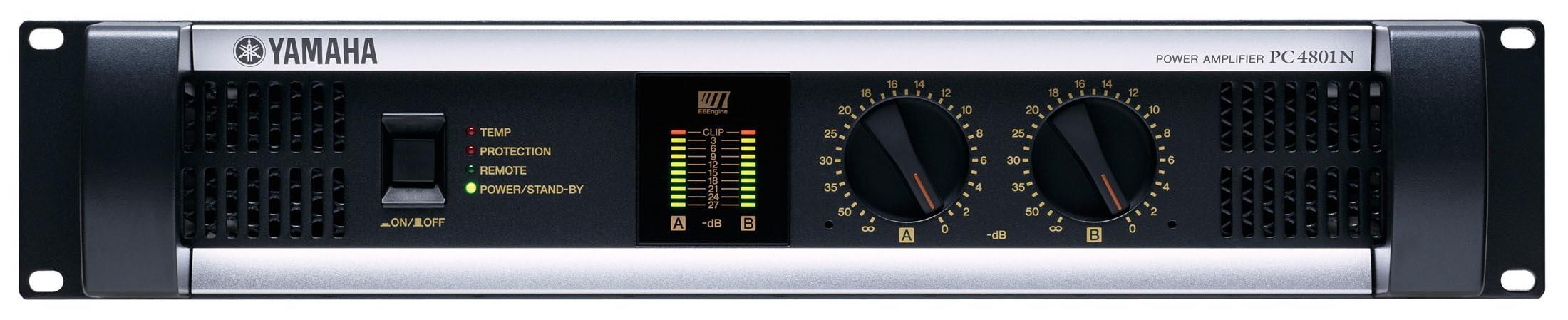 Power Amplifier, 475W + 475W (8 ohm Stereo)/2400W (4 ohm Bridged)