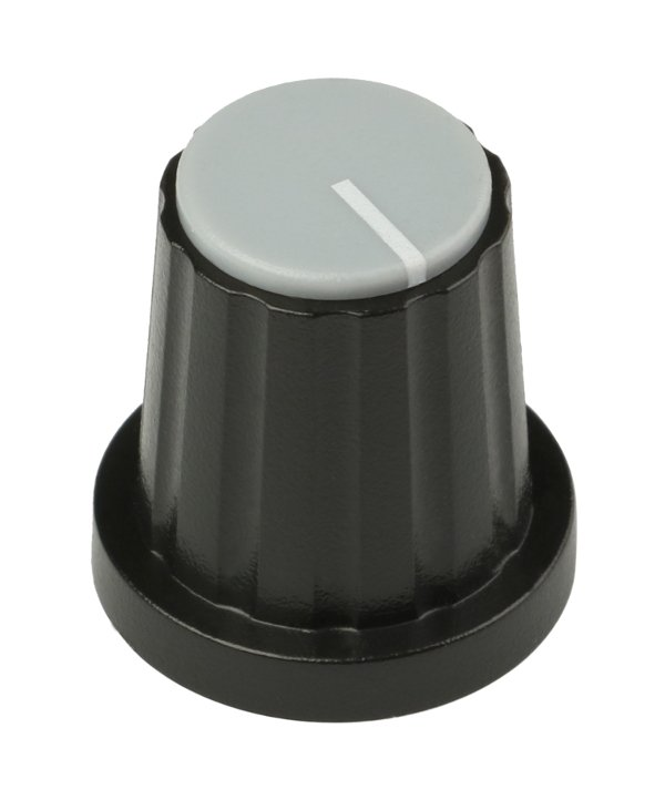 Rotary Grey Knob for WT-600, WT-800, and WT Series