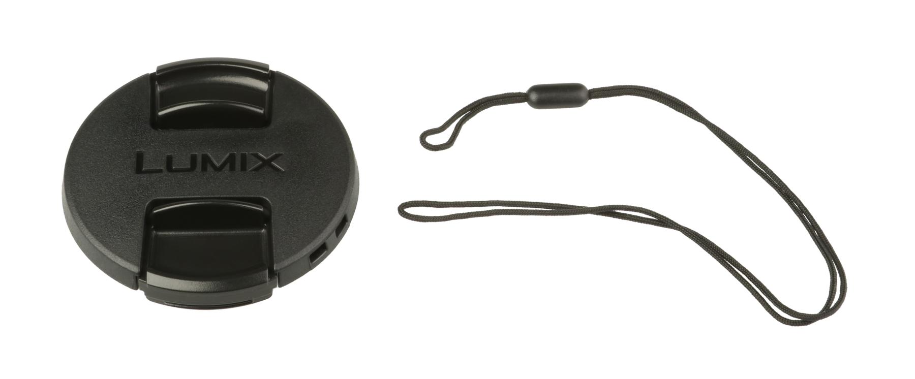 Lens Cap for Lumix DMC-FZ40, DMC-FZ47, and DMC-FX60