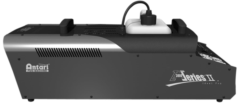 Antari Lighting & Effects Z-3000II Fog Machine 3000W 40,000 Cu.ft/Min Series II Fog Machine Z-3000II