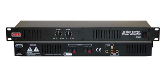 35W/Channel @ 8 Ohms Stereo Amplifier