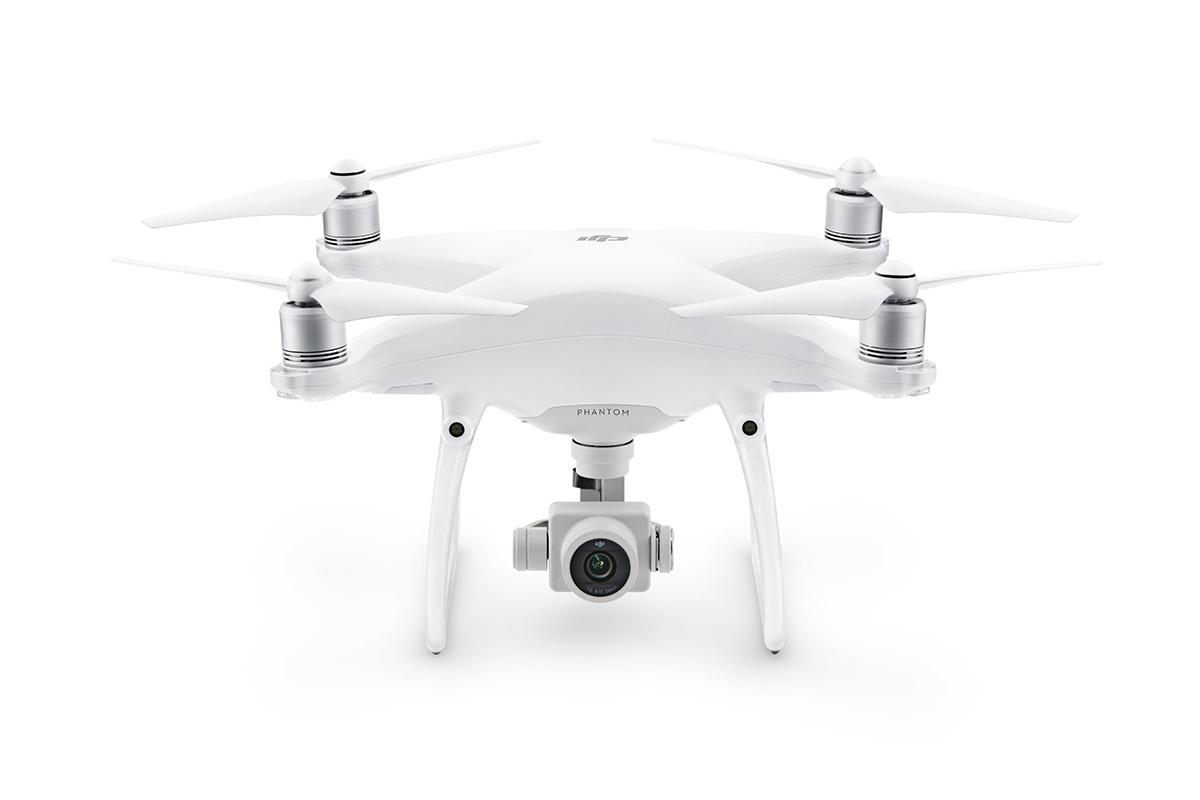 DJI Phantom 4 Pro Quadcopter - 4K Video, 20MP Images