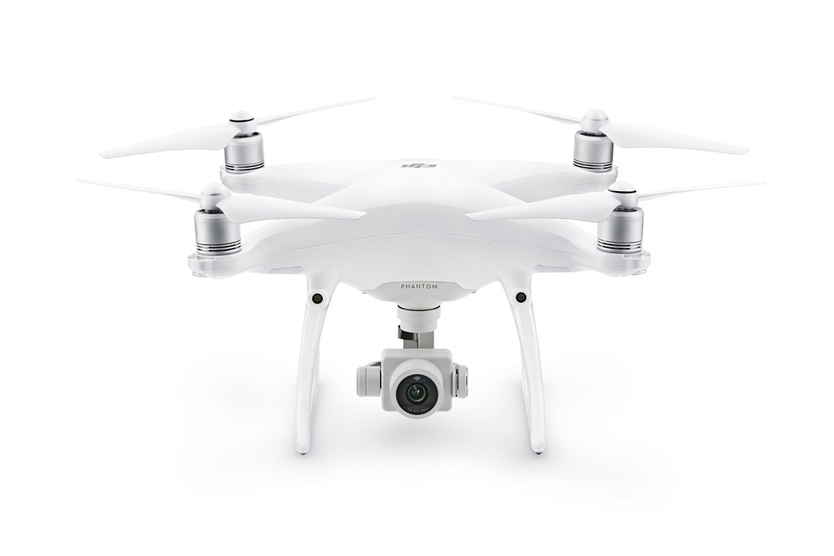 DJI Phantom 4 Pro Plus Quadcopter - 4K Video, 20MP Images & Controller with Built-in Screen