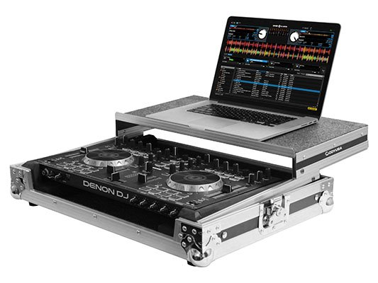 Flight Zone Glide Style Series Case for Denon DN-MC4000 DJ Controller
