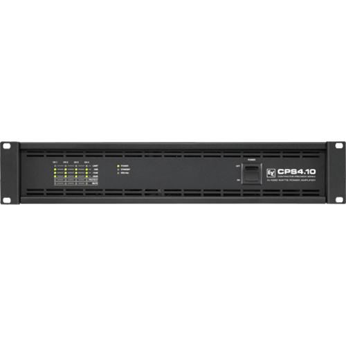 Power Amplifier, 4 Channel 4x1000W @ 2/4ohms