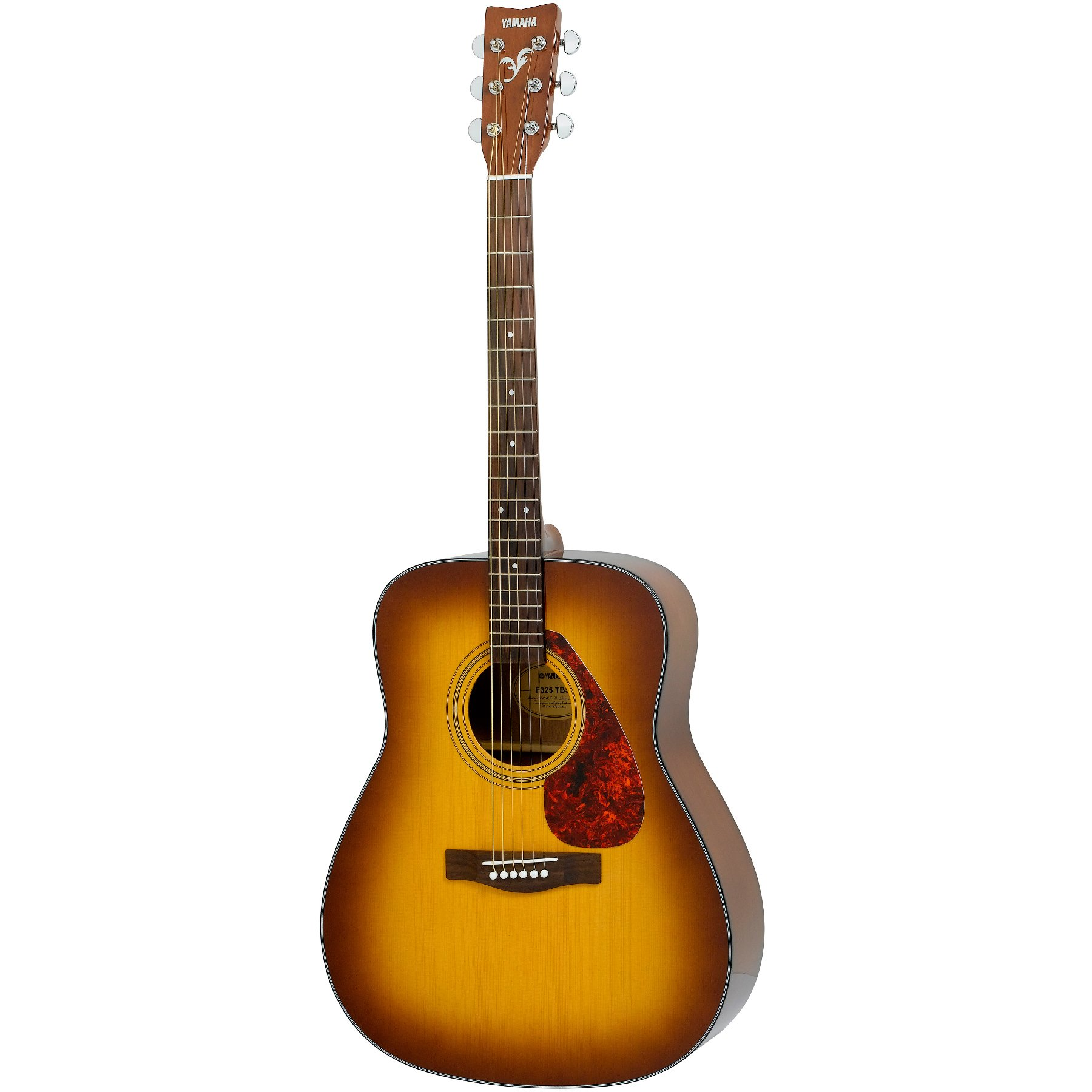 yamaha gigmaker standard acoustic guitar package tobacco
