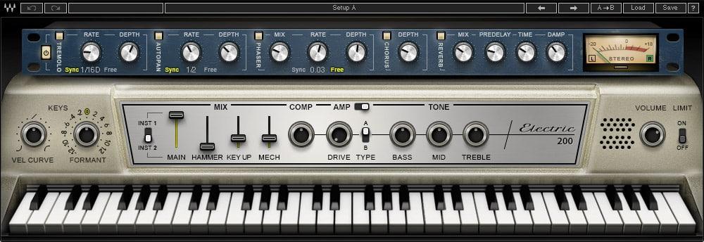 Piano Effects Plugin