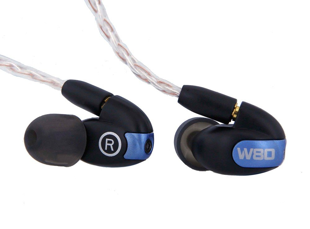 In-Ear Monitors with 8 Drivers