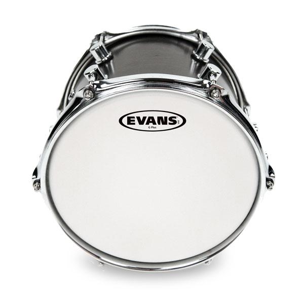 "6"" G12 Coated White Drum Head"