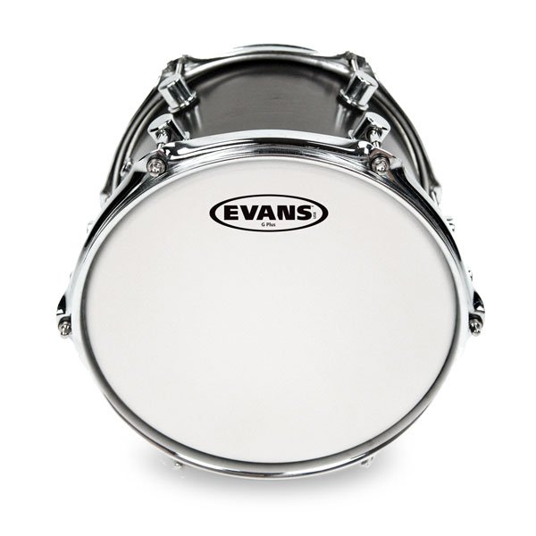 "10"" G12 Coated White Drum Head"