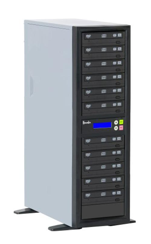 TechDisc Pro 10-Target Drive DVD/CD Duplicator
