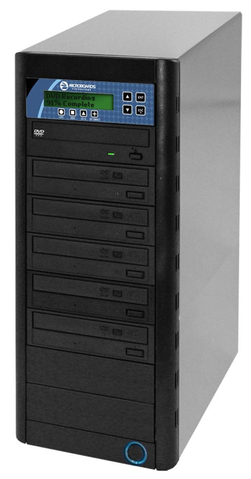 5-Bay DVD Duplicator