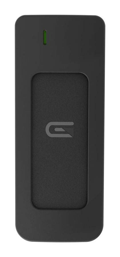 Atom 525GB SSD, USB-C (3.1, Gen 2)