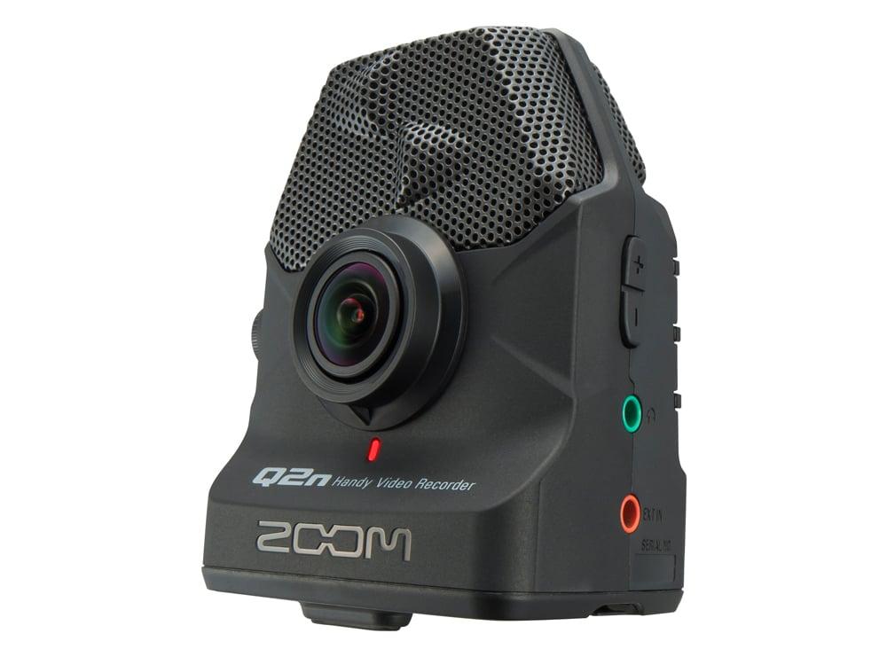 Zoom Q2n Handy Video Recorder Q2N