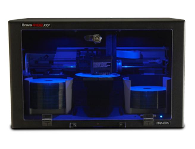 Bravo 4102 XRP Dual Drive Disc Printer/DVD Duplicator/Publisher