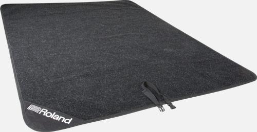 "Non-Slip Protective Floor Mat, 77"" x 63"""