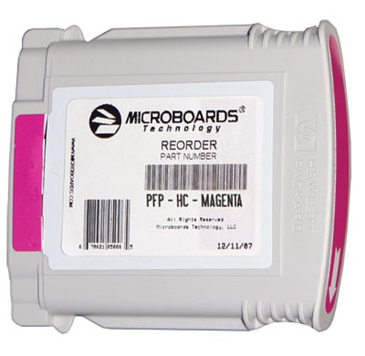Magenta Ink Cartridge for MX-1, MX-2, PF-PRO Disc Printers