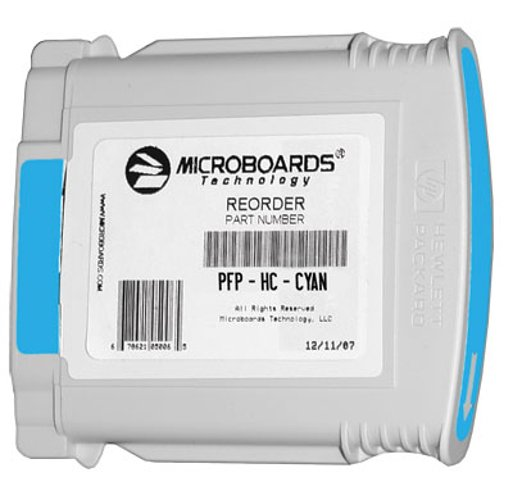 Cyan Ink Cartridge for MX-1, MX-2, PF-PRO Disc Printers