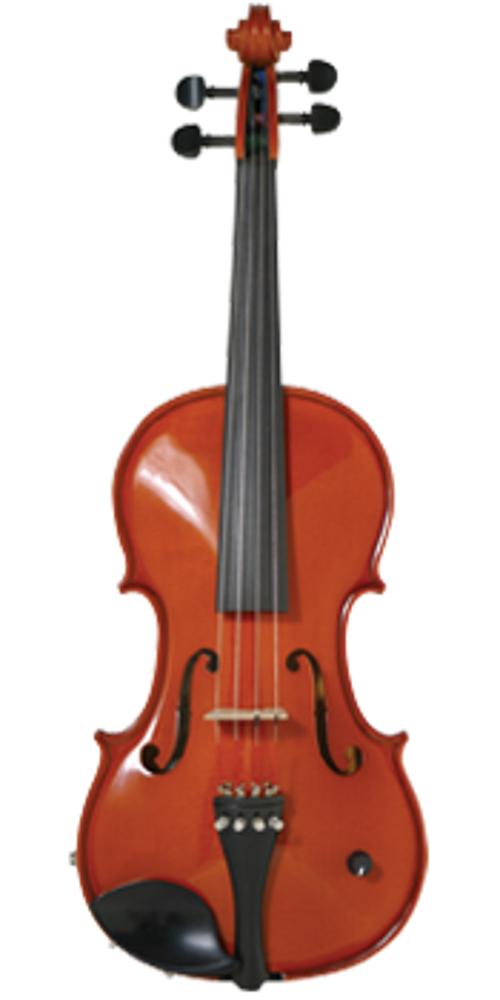 Natural Finish Acoustic/Electric Violin