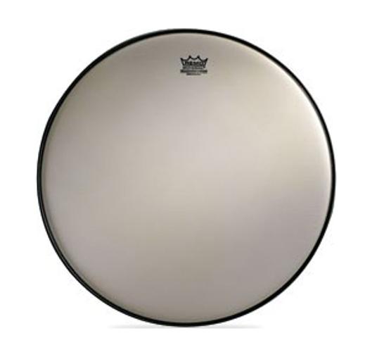 "31"" Renaissance Hazy Timpani Head with Low-Profile Steel Insert Ring"