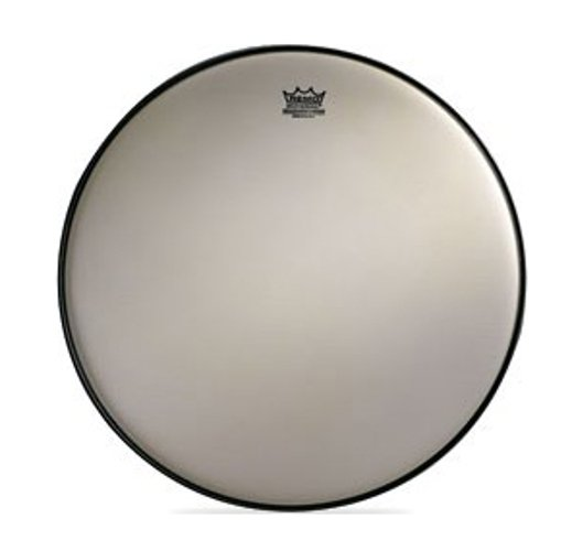 "28"" Renaissance Hazy Timpani Head with Low-Profile Steel Insert Ring"