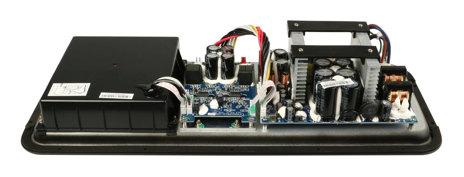 120V Amp Assembly for SRM650