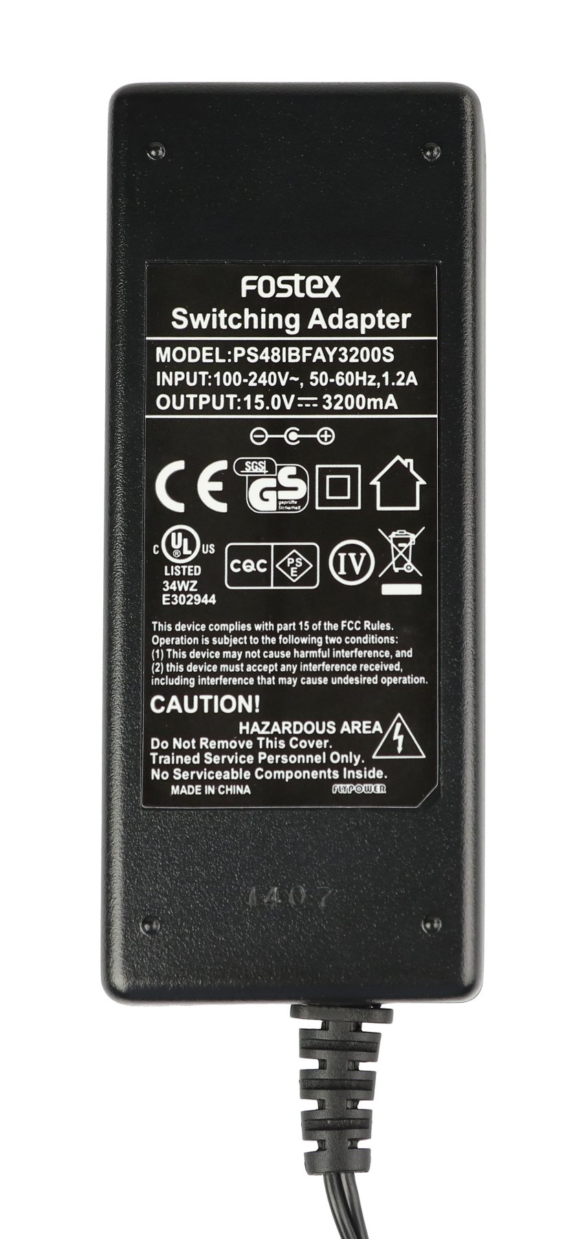 AD15-3200 Power Supply for PM0.3B