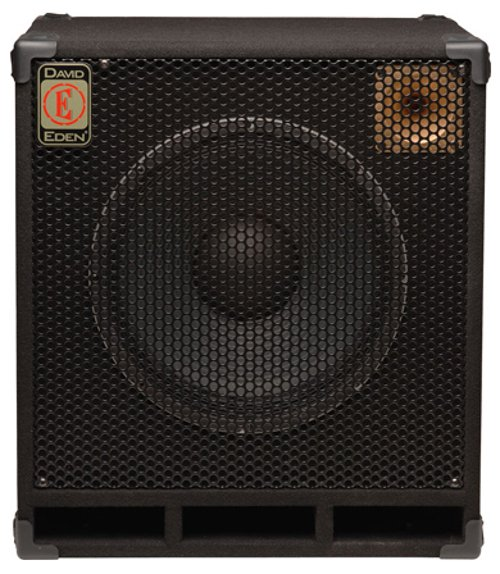 "Eden Amplification D115XLT4 400W 4-Ohm 1x15"" Bass Speaker Cabinet D115XLT4"
