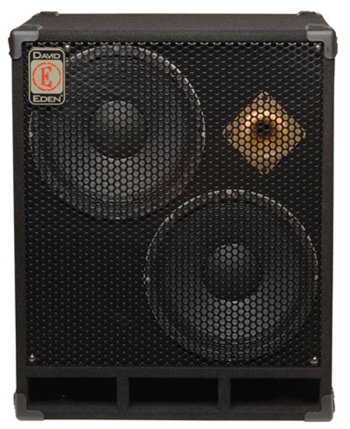 """Eden Amplification D212XST4 400W 4-Ohm 2x12"""" Bass Speaker Cabinet D212XST4"""