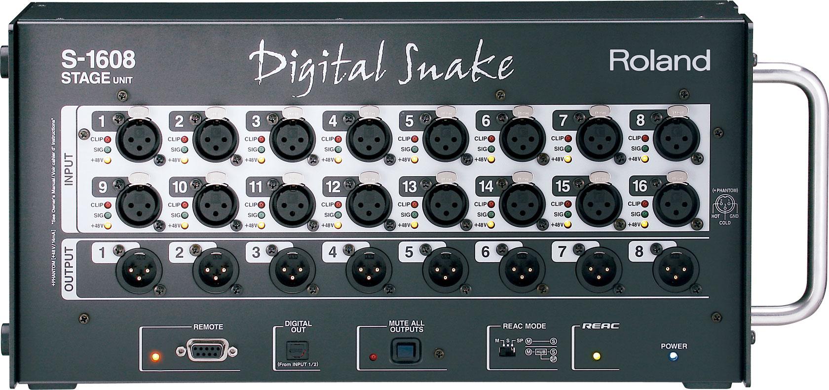 V-Mixer and Snake Bundle