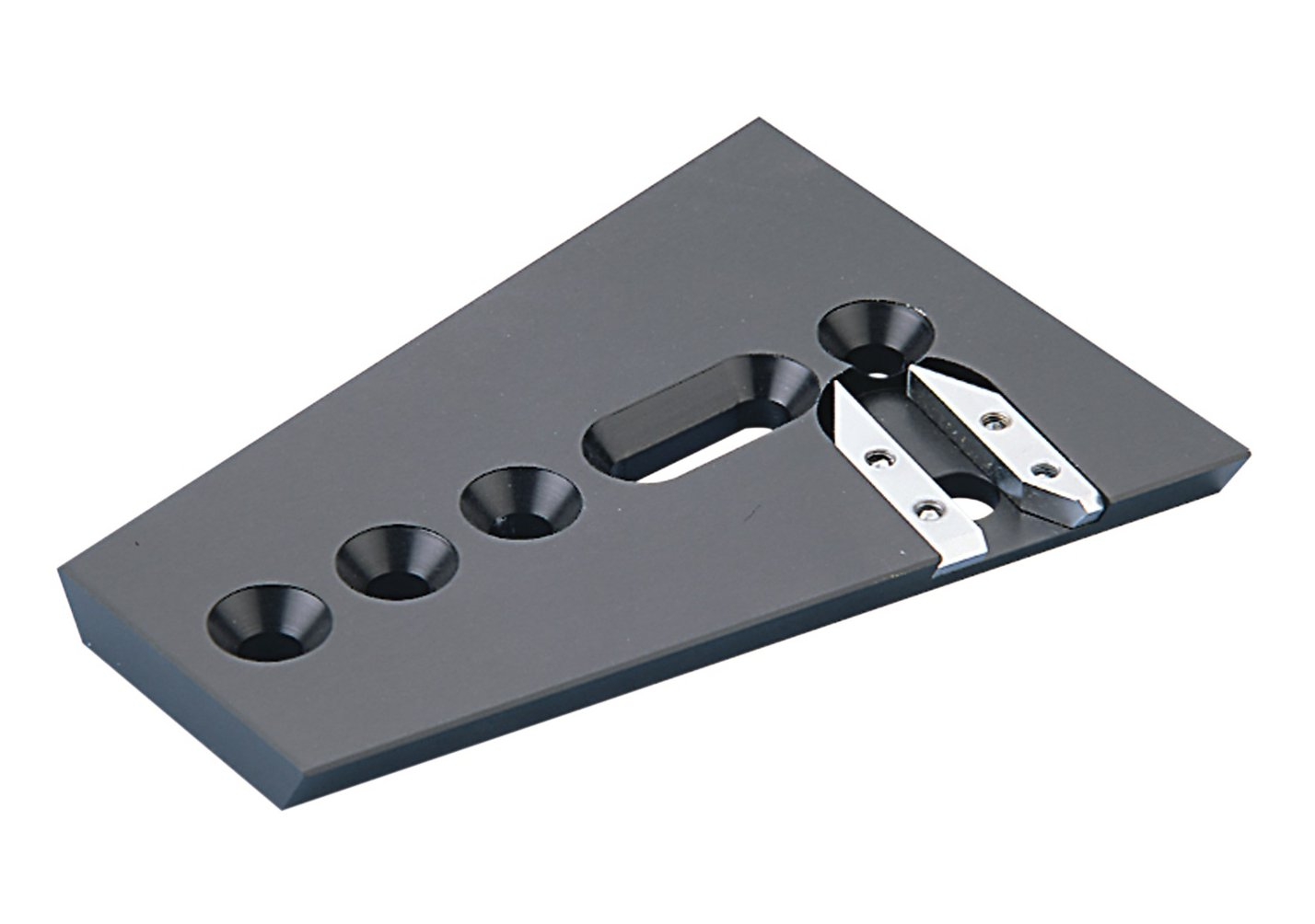 Camera Mounting Wedge Plate for Vector Tripod Heads