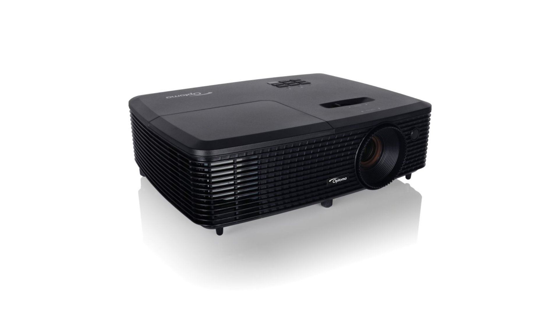 WXGA (1200 x 768) Resolution, 3200 Lumen,  Full 3D, Projector with HDMI