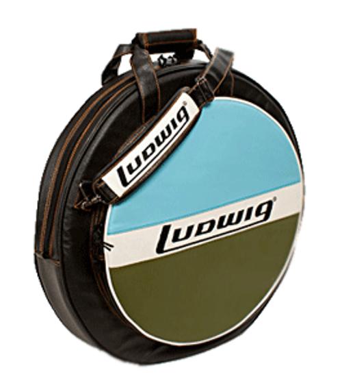 "Ludwig Drums LXC2BO 24"" Atlas Classic Cymbal Bag LXC2BO"