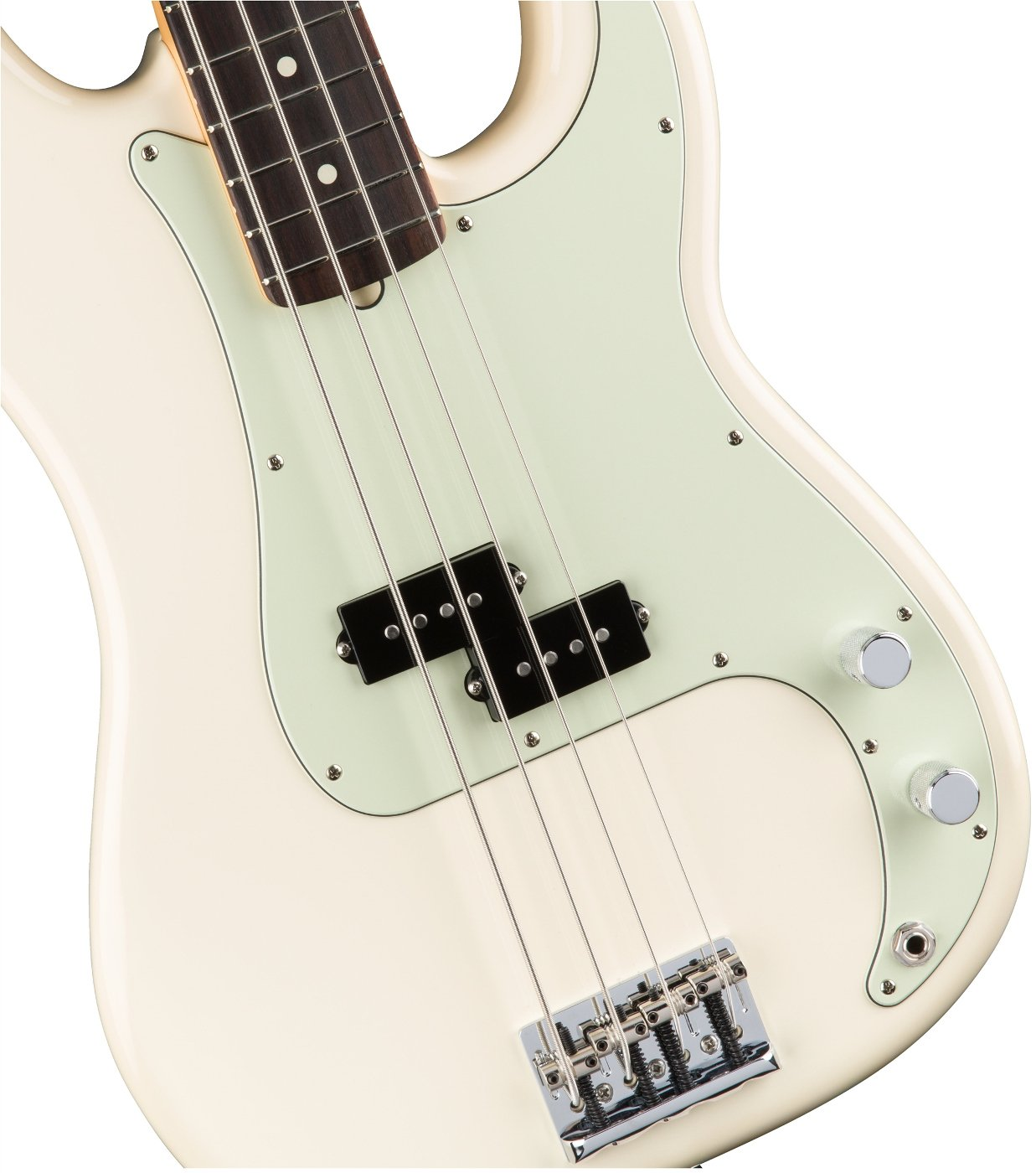 Electric Bass Rosewood Fingerboard