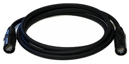 30 ft. Shielded CAT5e Cable with Ethercon Connectors
