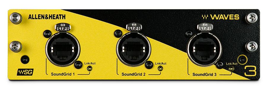 Soundgrid Module, Waves 128 x128