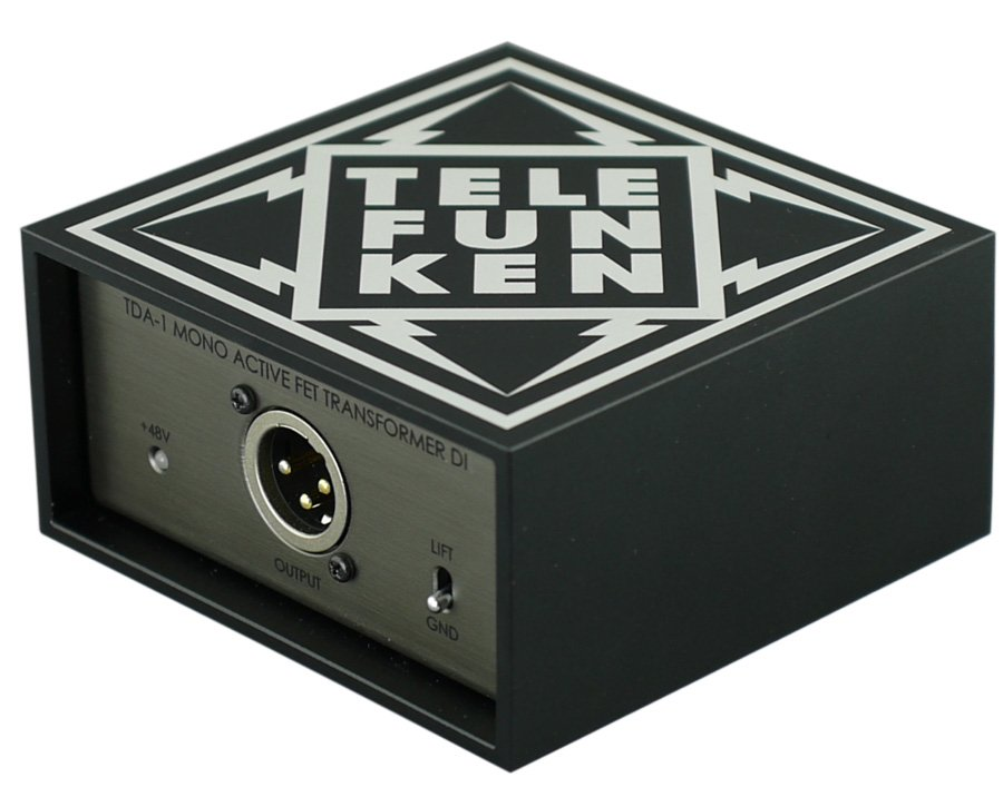 Active Mono DI Box