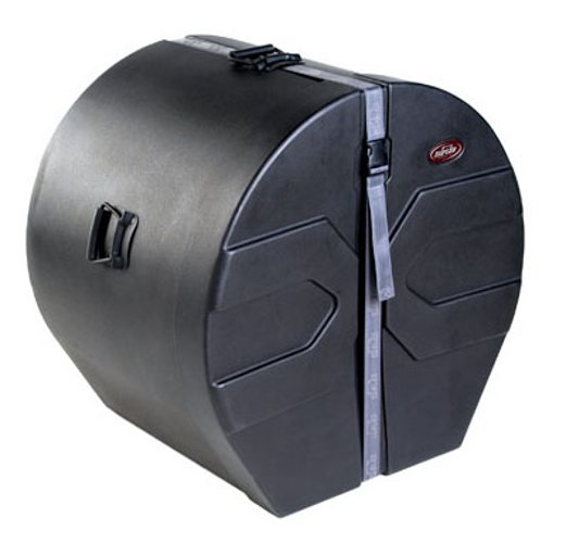 18 x 24 Bass Drum Case, Padded