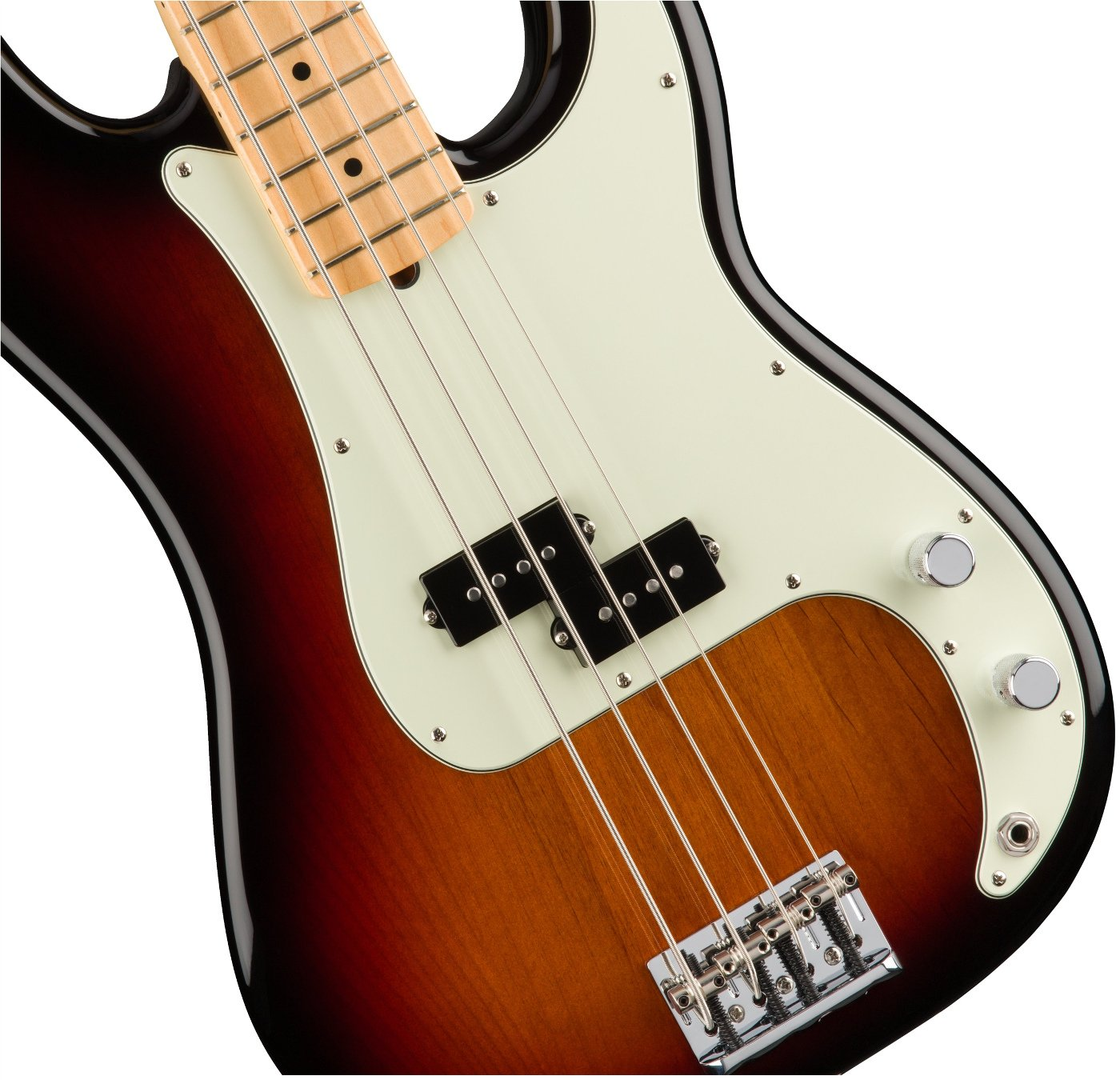 Electric Bass Maple Fingerboard