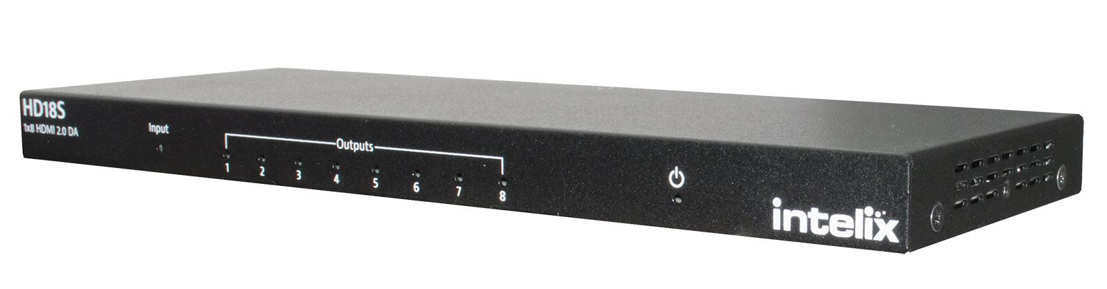 1x8 HDMI 2.0 Distribution Amplifier
