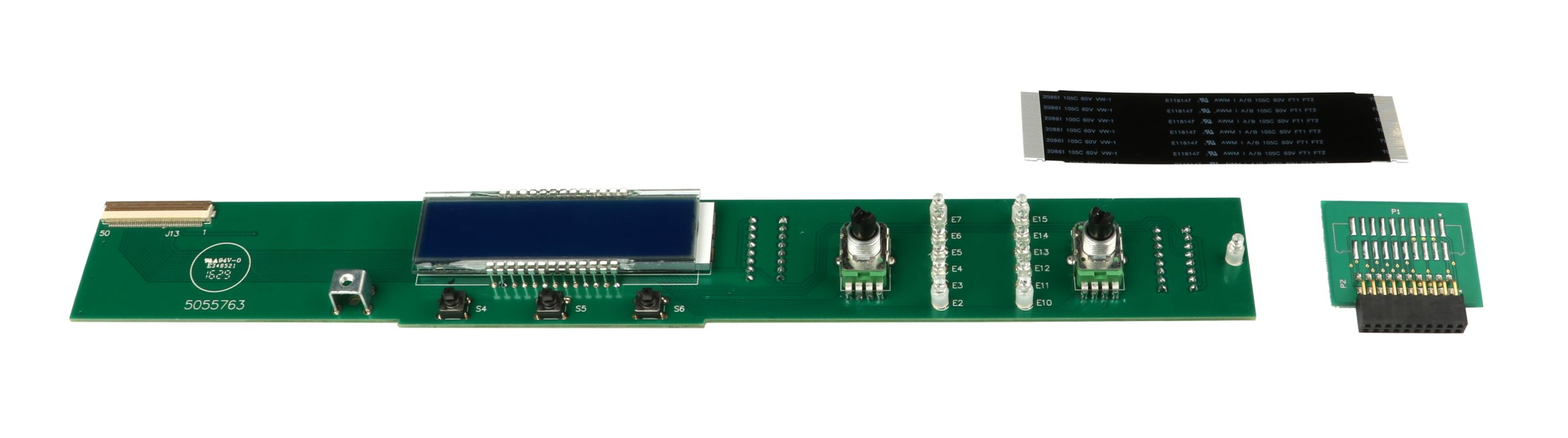 Display PCB Assembly for CDi1000